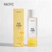 Увлажняющий успокаивающий тонер с лепестками календулы NACIFIC Real Floral Calendula Toner 180ml