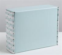 Складная коробка «Удовольствие», 27 × 9 × 21 см   3923043