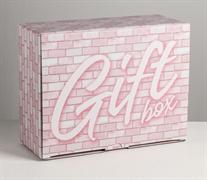 Коробка‒пенал Gift box, 30 × 23 × 12 см 4940710