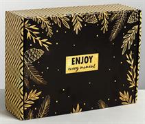 Складная коробка «С Новым годом», 30.7 × 22 × 9.5 см