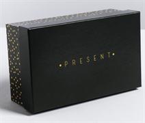 Подарочная коробка Present, 18 × 11 × 6,5 см