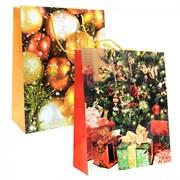 Пакет новогодний Шары