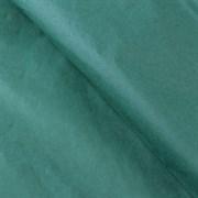 Бумага упаковочная тишью, чёрно-зелёный, 50 см х 66 см
