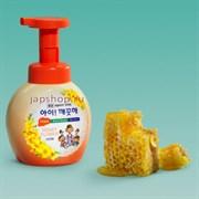 Пенное мыло для рук CJ LION Ai - Kekute Цветочный Мёд, с антибактериальным эффектом, флакон, 250 мл