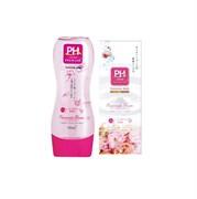 Нежный гель для интимной гигиены JRS pH Care с пантенолом и растительными экстрактами (с экстрактом ромашки и цветочным ароматом) 150мл