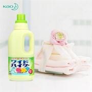🌸Отбеливатель KAO Wide Haiter жидкий для цветного белья 1000 мл бутылка