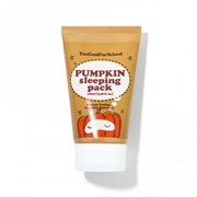 Ночная маска с экстрактом Тыквы TOO COOL FOR SCHOOL Pumpkin Sleeping Pack 30 мл
