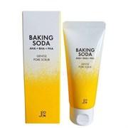 Скраб-пилинг для лица СОДОВЫЙ J:ON Baking Soda Gentle Pore Scrub, 50 гр