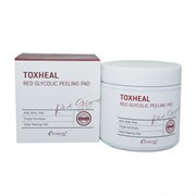 Пилинг-подушечки ESTHETIC HOUSE Toxheal Red Glyucolic Peeling Pad, 100 мл (100 шт)