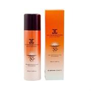 Солнцезащитный спрей JayJun Real Water Brightening Black Sun Spray SPF 50+ PA ++++