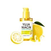 Осветляющая сыворотка с экстрактом юдзу SOME BY MI Yuja Niacin 30 Days Blemish Care Serum 50ml