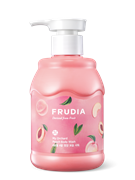 Гель для душа с персиком увлажняющий Frudia My Orchard Peach Body Wash 350 мл