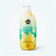 Гель для душа Shower Mate Flower Perfume Yellow Flower 900мл