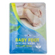 Маска для ног отшелушивающая EYENLIP BABY FOOT PEELING MASK (LARGE) 17гр*2