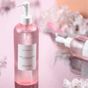 Глубокоочищающее гидрофильное масло для усталой кожи GRAYMELIN Fresh Cherry Blossom Cleansing Oil 400ml