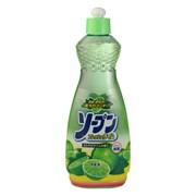 Жидкость для мытья посуды овощей и фруктов Kaneyo свежий лайм 600 мл