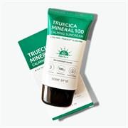 Успокаивающий солнцезащитный крем Some By Mi Truecica Mineral 100 Calming Sun Cream SPF50+
