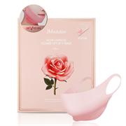 Лифтинг-маска для V зоны с розой JM solution Glow  Luminous Flower Lift-up V Mask Rose(25 гр)
