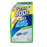 """Чистящее средство для ванной комнаты LION """"Look Plus"""" быстрого действия (с ароматом цитруса) мягкая упаковка с крышкой 800 мл"""