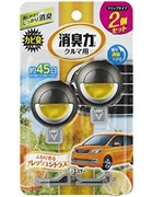 Освежитель воздуха для автомобильного кондиционера с ароматом свежих цитрусов ST  2 шт х 3,2 мл