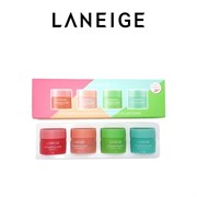 Набор ночных масок для губ Laneige Lip Sleeping Mask Mini Kit  8g * 4шт