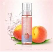 Мист для тела с экстрактом персика Welcos Around me Natural Perfume Vita Body Mist Peach 120 мл
