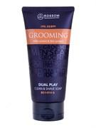 Мужская пенка для умывания и бритья MKH GROOMING DUAL PLAY Mild Control&Skin Protect 150мл