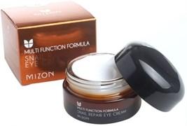 Восстанавливающий крем для кожи вокруг глаз с улиточной слизью Mizon Snail repair eye cream 25ml