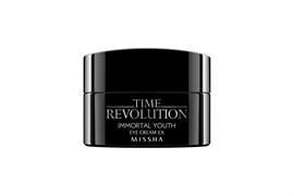 Омолаживающий крем для кожи вокруг глаз MISSHA Time Revolution Immortal Youth Eye Cream EX 30ml