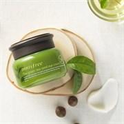 Крем для кожи вокруг глаз на основе семян зеленого чая Innisfree The green tea seed eye cream 30ml