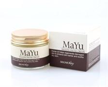 Крем для лица питательный Secret Key MAYU Healing Facial Cream 70g