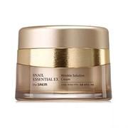 Крем антивозрастной улиточный The Saem Snail Essential EX Wrinkle Solution Cream 60мл