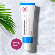 Крем для лица с АНА и ВНА кислотами A'PIEU Glycolic Acid Cream 50ml