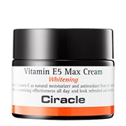 Крем для лица осветляющий Ciracle Vitamin E5 Max Cream 50мл