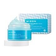 Увлажняющий крем c экстрактом морских водорослей MIZON Water volume EX cream 100ml