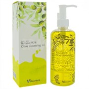 Масло гидрофильное ELIZAVECCA Natural 90% Olive Cleansing Oil 300ml