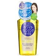 """Очищающее гидрофильное масло-пена Kose """"Softymo"""" для снятия макияжа, с экстрактом апельсинового масла ( с отбеливающим эффектом), 230мл"""
