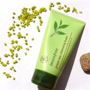 Увлажняющая пенка для умывания с зеленым чаем Innisfree Green Tea Cleansing Foam 150ml