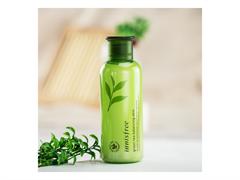 Тоник для лица балансирующий на основе экстракта зеленого чая Innisfree Green Tea Balancing Skin 200ml