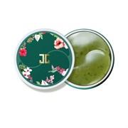 Премиум патчи для глаз против морщин с зеленым чаем JayJun Green Tea Eye Gel Patch 60 шт