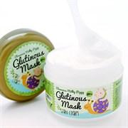 Крем-маска ночная с муцином улитки Elizavecca Glutinous Mask 80% Snail Cream