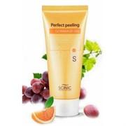Пилинг-скатка с фруктовыми кислотами Scinic Perfect Peeling Gommage Gel 120мл