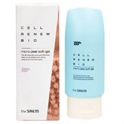 Пилинг-скатка The Saem Cell Renew Bio Micro Peel Soft Gel 40мл (мини)