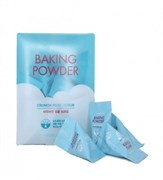 Скраб для лица Etude House Baking Powder Crunch Pore Scrub (упаковка 24 шт)