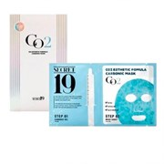 Маска-активатор КАРБОКСИТЕРАПИЯ ESTHETIC HOUSE SECRET19 CO2 Esthetic Formula Carbonic Mask, 1шт