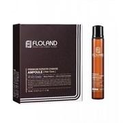 Ампула для восстановления поврежденных волос Floland Premium Keratin Change Ampoule (13 мл*10)