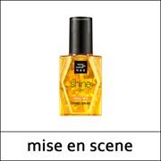 Сыворотка для блеска волос Mise En Scene Shining Care Diamond Oil Serum 70ml