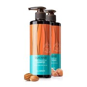 Шампунь для волос The Saem Silk Hair Argan Intense Care Shampoo 380ml