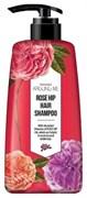 Шампунь для волос Around me Rose Hip Hair Shampoo 500мл