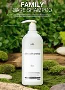 Бессульфатный шампунь для всей семьи LADOR Family Care Shampoo 900ml